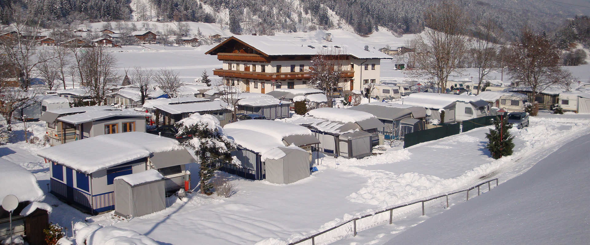 Camping Seehof in Kramsach am Reinthalersee